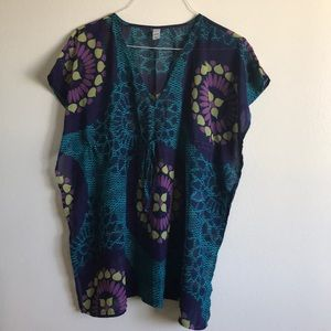 Old navy caftan-style Coverup